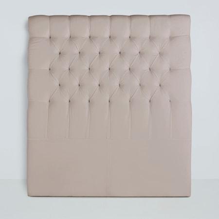 Mille Notti Paula sänggavel Canvas Sand - 180x135
