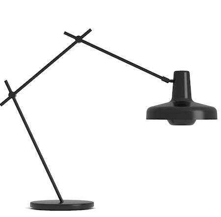 Grupa Products Arigato bordlampe Sort thumbnail
