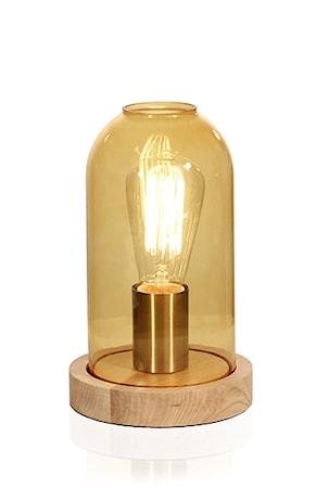 Bilde av Globen Lighting Bordlampe Newton Amber
