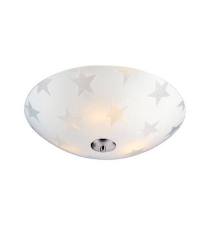 Bilde av Markslöjd Star LED Plafond Frostet 43 cm