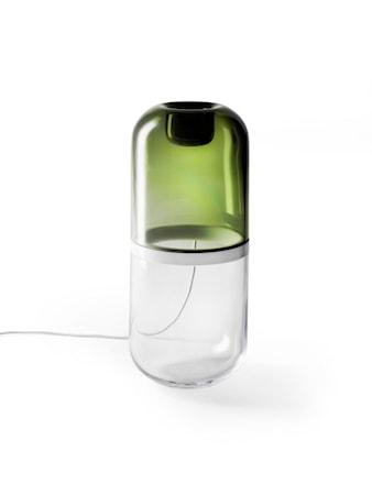 Design House Stockholm Demi valaisin vihreä/kirkas iso