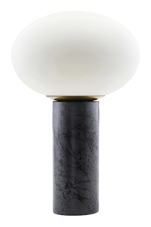 Bordslampa Opal Ø 30x45cm Opal