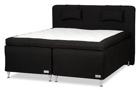 InBed Sweden Rammeseng Model No.2 - 160*210, Fast/medium & Lilla thumbnail
