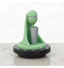 Timer mixer Grön