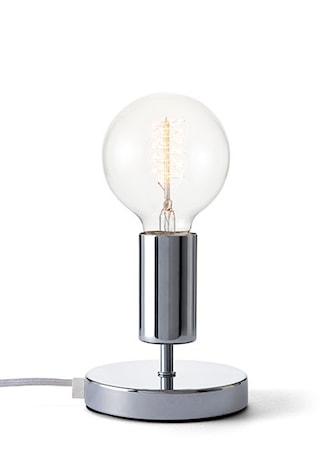 Bilde av Cottex Spartan Bordlampe Chrome