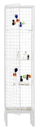 SELETTI Les Volieres cabinet B71 - Vit