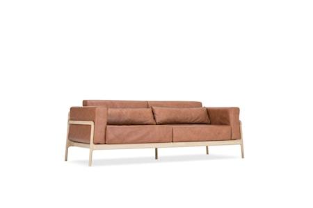 Gazzda Fawn 3-sits soffa - Dakar Whiskey