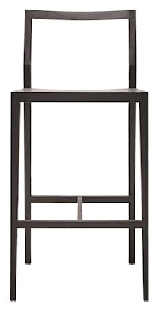 Mint Ghost high stool barstol 2-pack - Svart ask