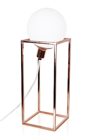 Bilde av Globen Lighting Bordlampe Cube XL Kobber