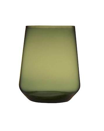 Essence glas 35cl mossgrön 2 st