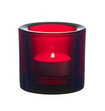 Kivi ljuslykta 60mm tranbär bulk fpk