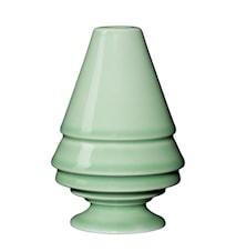 Avvento ljusstake Grön H 9,5 cm