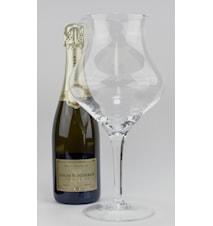 Excellent- Glaskaraff formad som ett glas