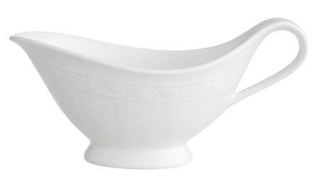 Villeroy & Boch White Pearl Kastikekannu 0,40l