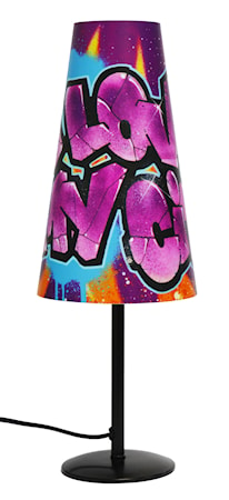 Bilde av PR Home Lampe Grafitti Love 38cm