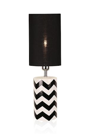 Bilde av Globen Lighting Bordlampe Ramses Svart