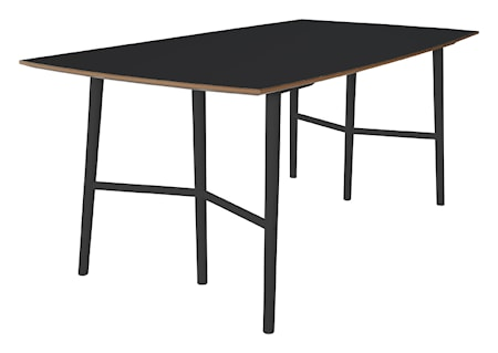 RGE Perstorp 150 matbord ? Laminat/svart