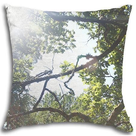 Bilde av TYE living Oak forest, putetrekk 50x50 cm