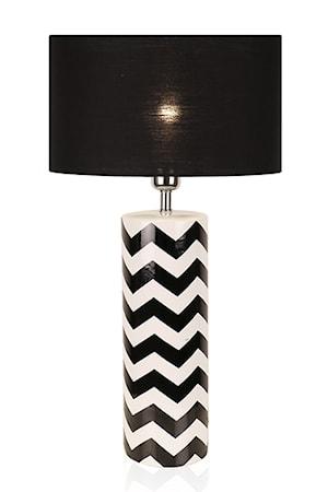 Bilde av Globen Lighting Bordlampe Ramses XL Svart