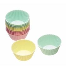 Cupcake-form Silikon 12-pack 5 cm