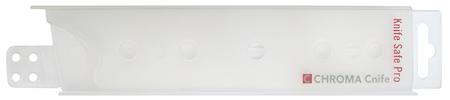 CHROMA type 301 Teräsuoja 22 x 5 cm sopii P18