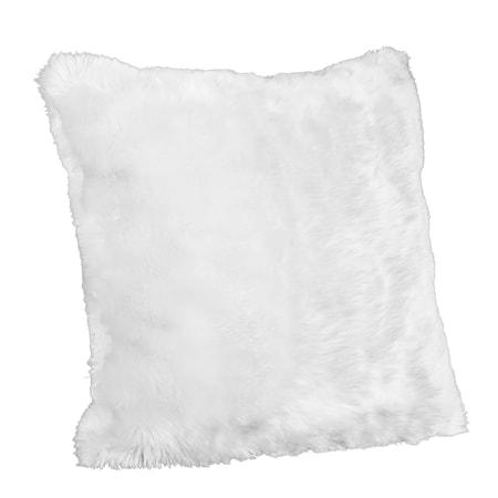 Leia White Kuddfodral 60x60