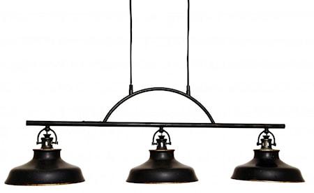Bilde av Cottex New haven taklampe med tre kupler