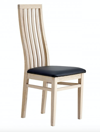 CASØ Furniture CASØ Wien stol svart