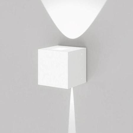 Bilde av Artemide Effetto square LED vegglampe