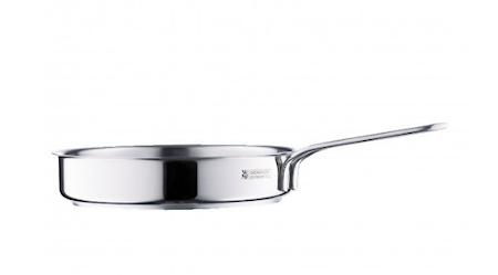 Mini Cook stekpanna stål 0,9 L
