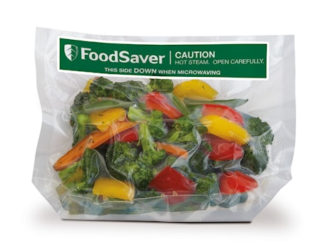 Foodsaver Freeze & Steam bags, FVB002X