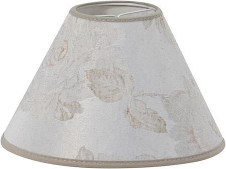 Bilde av PR Home Royal Lampeskjerm Ros Beige 20cm