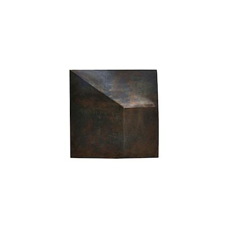 Tavla Fold Design Antik Brun 75x75 cm