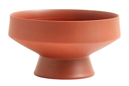 Yuda Skål Mörk Terracotta