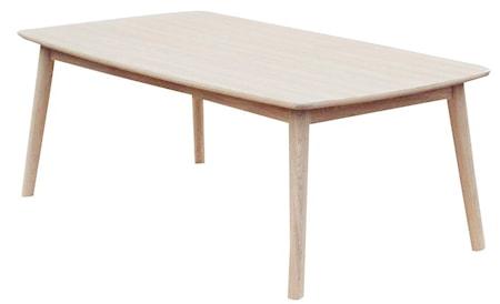 CASØ Furniture CASØ 120 matbord - Vitoljad ek