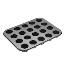 Muffinsform 20 Non Stick 35x26 cm