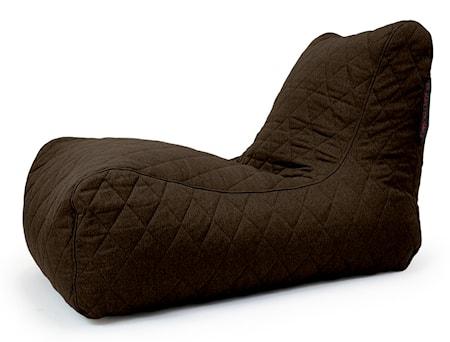 Pusku Pusku Lounge quilted nordic sittsäck ? Chocolate