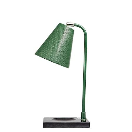 Bordslampa Alani Grön