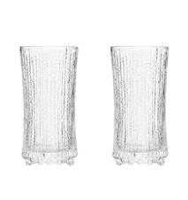 Ultima Thule mosseranden vinglas 18 cl 2-pack