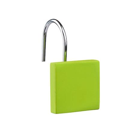 Bilde av Zone Denmark Krok for håndduk Lime 6x5 cm