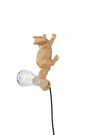Vägglampa Puff