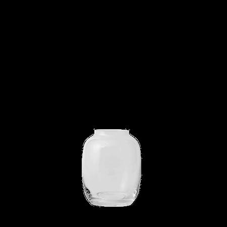 Form 140/2 Munblåst Glas Klar 16cm