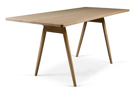 Ekdahls Joiner matbord - 240 cm, Björk, klarlack
