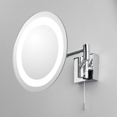 Genova sminkspegel med belysning