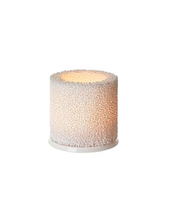 Bilde av Iittala Fire Lyslykt Hvit 9 cm