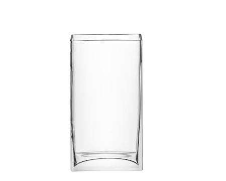 LSA International Flower vas rectangular klar 32 cm thumbnail