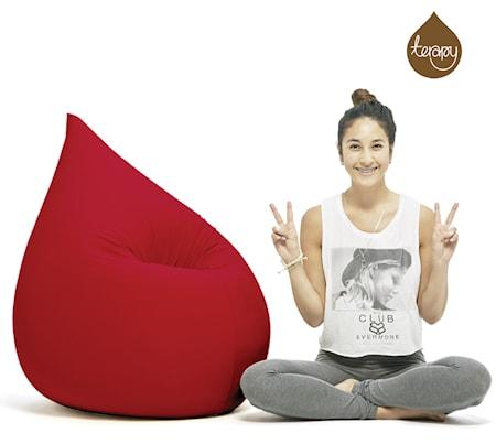 Terapy Ergonomic Living Elly sittsäck - Röd