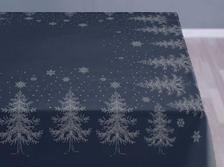 Duk 150x370 Winterland blå