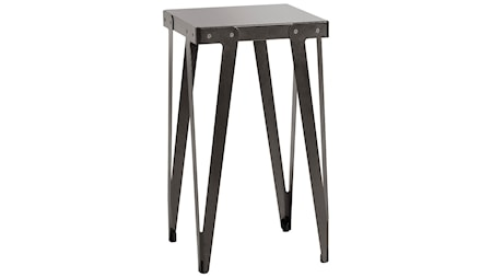 Functionals Lloyd high table barbord ? 60x60, svart