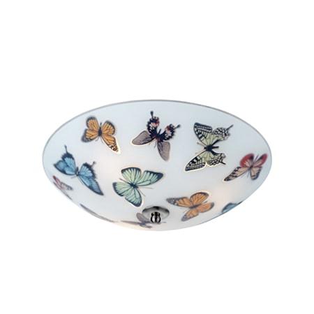 Bilde av Markslöjd Butterfly Plafond 35 cm